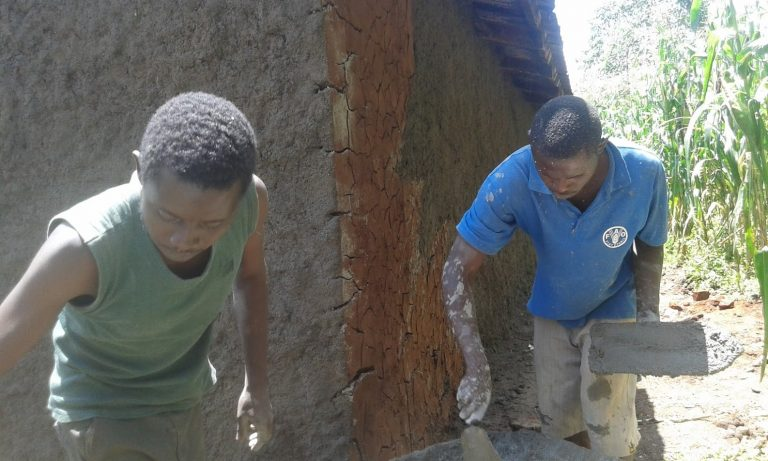 Rebuild Kitale School after Lightning Strike