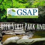 GSAP Microflush Toilet in Camp Creek, West Virginia