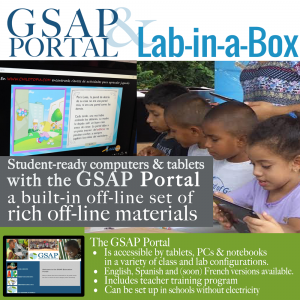 GSAP Portal & Lab in a Box